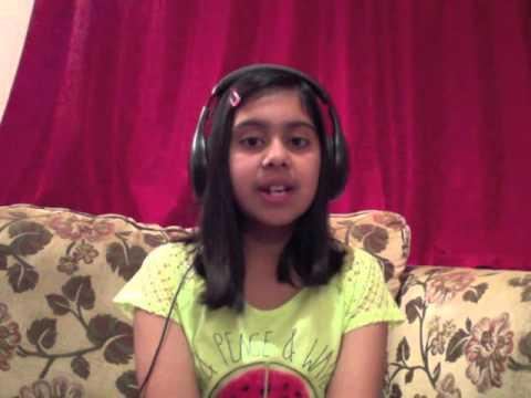 OMI - Hula Hoop Cover song by Sreenidhi