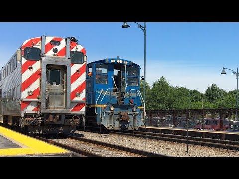 Grayslake Railfanning