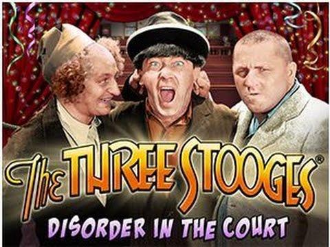 Os Três Patetas - Desordem Na Corte