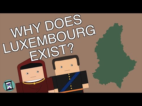 Why Does Luxembourg Exist? (Short Animated Documentary)