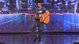 lagu paling sedih  - american got talent
