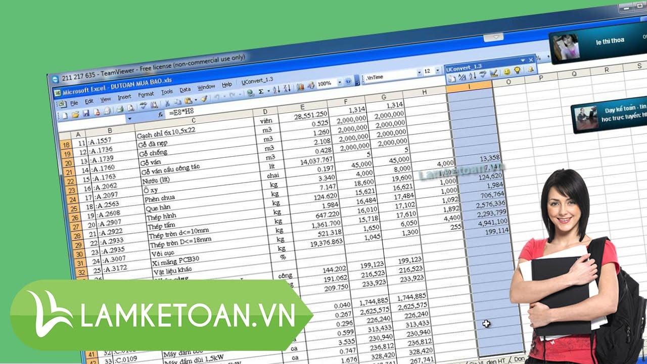 Cách khóa sổ kế toán mở sổ kế toán trên phần mềm misa 2015