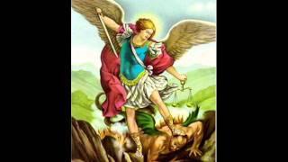 san miguel arcangel- grupo de palos espiritu santo