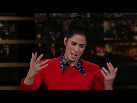 Sarah Silverman: Good Shit  Real Time with Bill Maher HBO