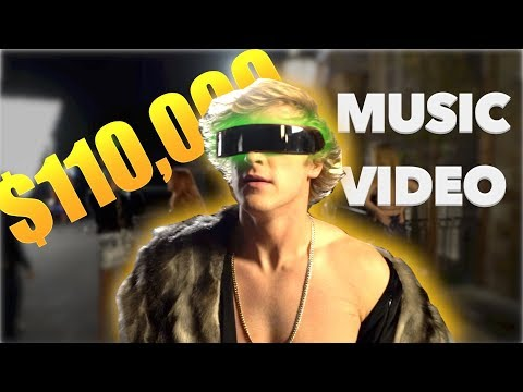 Thumbnail: I'M SPENDING $110,000 DOLLARS ON MY MUSIC VIDEO!