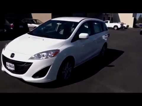 Mazda 5 for Alicia - Phil at Maita Subaru Mazda - YouTube