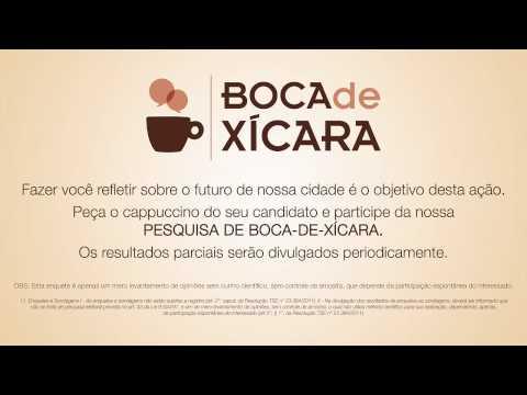 Boca de Xícara Fran's Café Campo Grande/MS