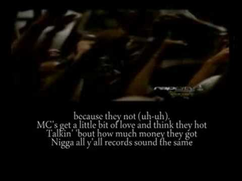 Dead Prez - Hip Hop (lyrics)