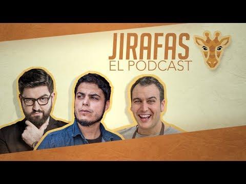 Antonio Romero y Manu Sánchez con David Sainz | Jirafas #16 | Playz