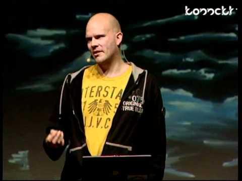 """Del 3b - Konnekt 2012: """"Skabt til liv med Gud"""" v/ Simon Nielsen"""