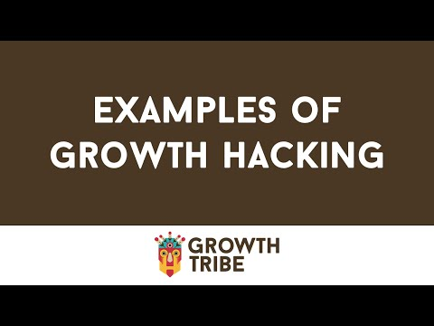Growth Hacking Examples