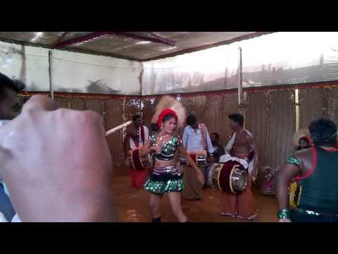 karakattam beautiful dance in tamil village