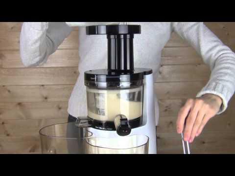 Centrika Slow Juicer Review : HUROM Slow Juicer Doovi