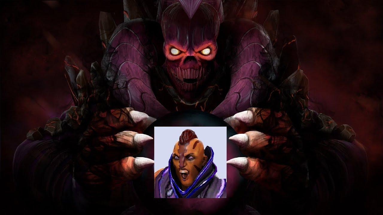 dota 2 shadow demon vs anti mage youtube