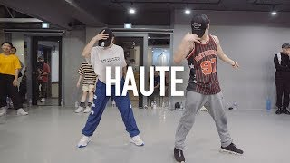Haute - Tyga ft. J Balvin, Chris Brown / Akanen X Junsun Yoo Choreography