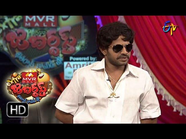 Hyper Aadi Raising Raju Performance – Extra Jabardasth - 16th September 2016– ETV  Telugu