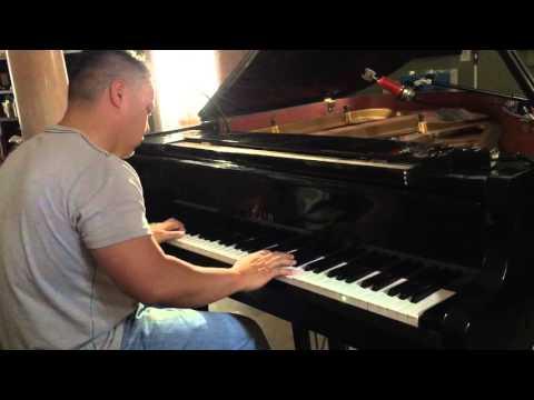 Prince - Purple Rain - piano cover