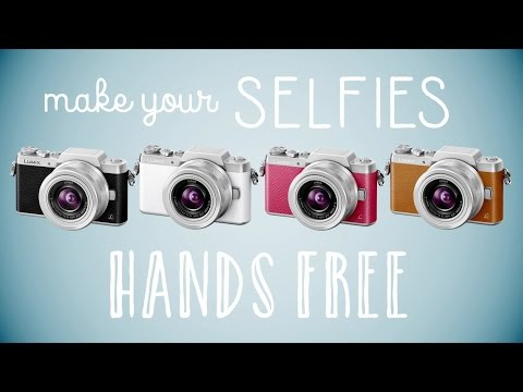 [NEW] Panasonic LUMIX GF7: Hands-free Selfie