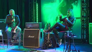 Rock Talk with Kirk Hammett