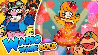 ¡Los modelitos de Mona! - #03 - WarioWare Gold en Español (3…