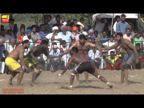 SIKRI (Hoshiarpur) !! KABADDI TOURNAMENT-2015 !! OPEN QUARTER-FINALS 3rd & 4th  !! HD !! Part 3rd