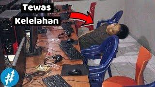 Kecanduan GAME, 6 Gamer Ini TEWAS Karena Kelelahan