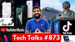 Tech Talks #873 - K20 Problem, Indian Air Force Game, Sony Folding Phone, Oppo K3, TikTok Update