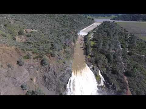 Anderson Dam, Morgan Hill, CA. 2017