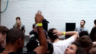 Manik - Krankbrother Terrace Party @ Loft Studios London 17-09-2011 2