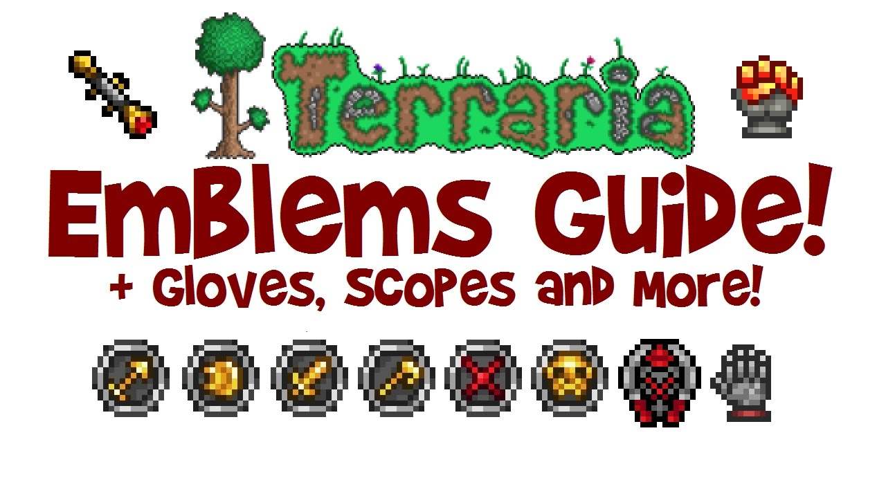 Terraria terra blade (crafting guide & overview) youtube.