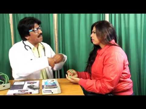 Doctor with Lady Ulte Palte Swal Jawab -Hindi Comdey Jokes