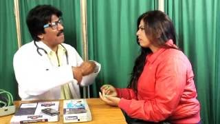 Doctor with Lady Ulte Palte Swal Jawab -Hindi Comdey Jokes