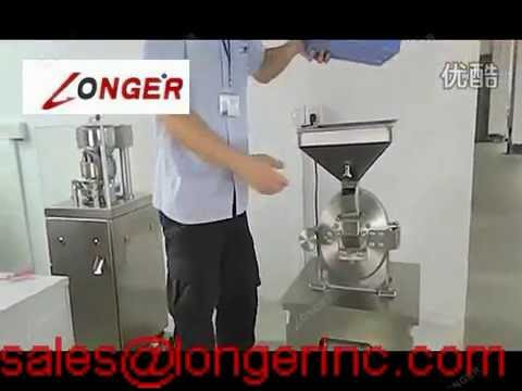 Multi-purpose Powder Making Grinding Machine For Rice, Salt, Sugar,Spices,Masala,Chili Powder