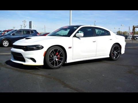 2016 dodge charger r t scat pack for sale dayton troy piqua sidney ohio 27765 youtube. Black Bedroom Furniture Sets. Home Design Ideas