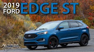Pushing Performance to the Edge with the 2019 Ford Edge ST - Autoline After Hours 438