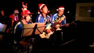 2013年12月14日、千葉市中央区新宿、エイトビートでのライブ模様 12月14...