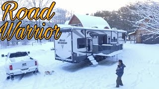 Repeat youtube video Chasin' the Dream | Full Time RV | Road Warrior Life Trailer