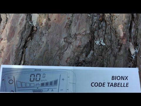 Bionx Code Tuning Teil 2