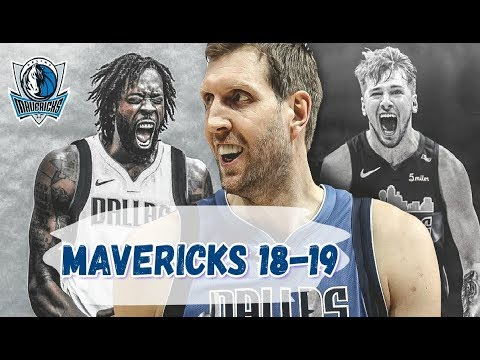 НБА Межсезонье-2018: Ключевые изменения  - DALLAS MAVERICKS