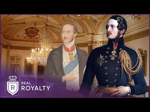 Why Did The Public Dislike Prince Albert?   Royal Upstairs Downstairs   Real Royalty With Foxy Games