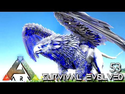ARK: SURVIVAL EVOLVED - ASCENDED CELESTIAL GRIFFIN & PIKKON BOSS | PRIMAL FEAR ISO CRYSTAL ISLES E53