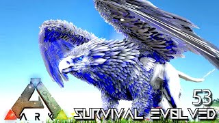 ARK: SURVIVAL EVOLVED - ASCENDED CELESTIAL GRIFFIN & PIKKON BOSS | PRIMAL FEAR ISO CRYSTAL ISLES E53