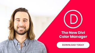 Divi Feature Update! The New Divi Color Manager & Magic Color Suggestions