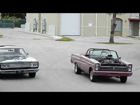 1965 Mercury Comet Caliente Convertible Racing Mopar  $12,500