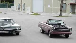 1965 Mercury Comet Caliente Convertible Racing Mopar. $12,500