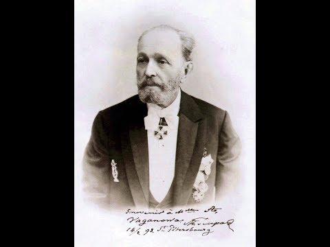 Happy 200th Birthday Maestro Marius Petipa!