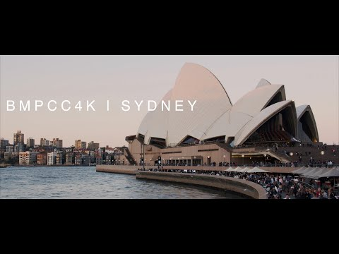 BMPCC4K   Sydney   Blackmagic Pocket Cinema Camera 4K Test Shoot  (4K)