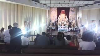 Novena María Auxiliadora Málaga 2013 - Coro brisas malagueñas