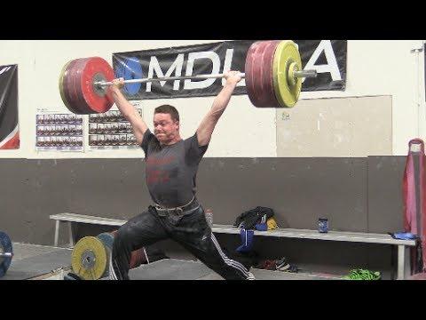 Big Boy Weights w/ Ian Wilson
