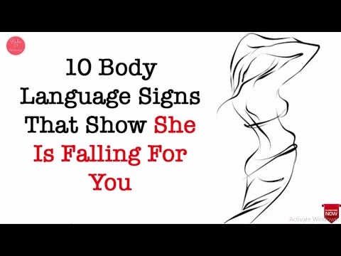 Body Language Signs She Likes You
